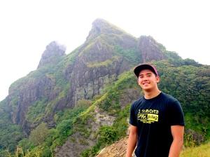 Monolith and Parrot's Peak
